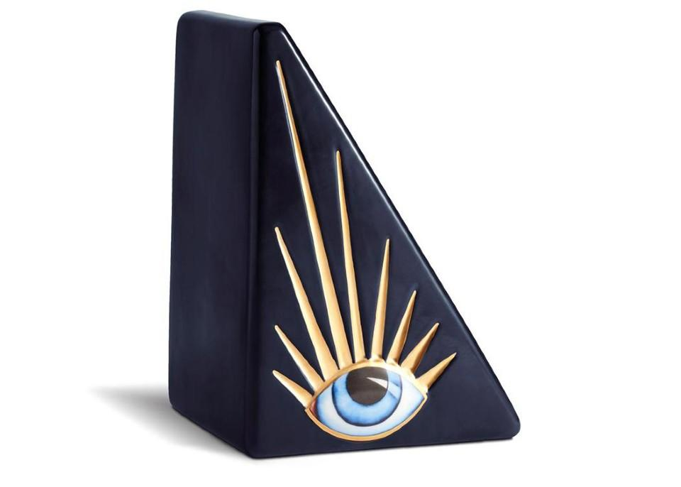 BOOKEND - LITO EYE. (Image via Noda Designs)