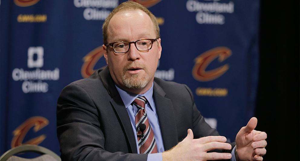2017 NBA Finals: Cavaliers GM hopes 'everybody says we have no chance'