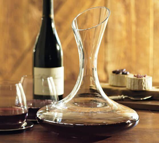 """For when you know that the bottle's going to be finished that night. <a href=""""https://fave.co/2USR6a1"""" rel=""""nofollow noopener"""" target=""""_blank"""" data-ylk=""""slk:Find it for $50 at Pottery Barn"""" class=""""link rapid-noclick-resp"""">Find it for $50 at Pottery Barn</a>."""