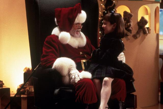 <em><h3>A Miracle on 34th Street,</h3></em><h3> 1994<br></h3><br>Yes, it's the same old story, but this time Mara Wilson is the cute little girl and Dylan McDermott as her mother's boyfriend and neighbor.<br><br><strong>Watch On</strong>: Netflix