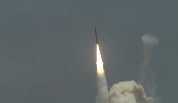 Boeing 'Recreates Outer Space' to Fix Missile Defense System