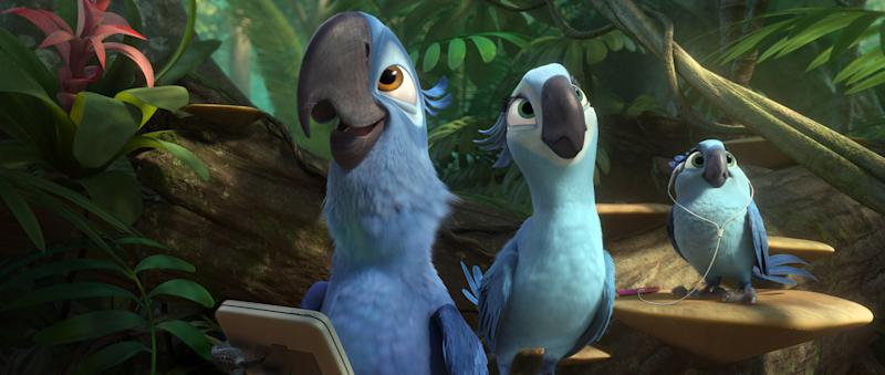 "Still from ""Rio 2"""