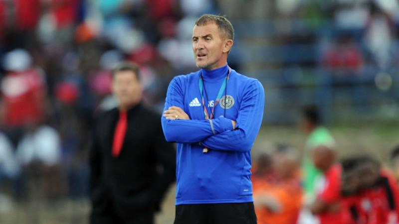 Milutin Sredojevic: Winning the Caf Champions League title with Orlando Pirates is my ultimate dream