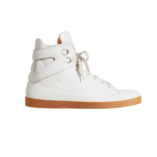 Trompe L'oeil High-Top Sneaker, £69.99, Maison Martin Margiela with H&M