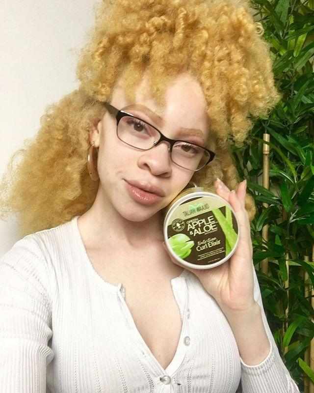 """<p>Taliah Waajid's mother forbade her from putting a perm in her curly hair while she was growing up, which forced Waajid to find her own styling solutions. Her successful experiments resulted in her starting a haircare business at age 14, and the brand is credited as being the first complete line of hair products that addresses the needs of curls, braids, and locs.</p><p><strong>Editor's Pick</strong>: <em>Green Apple and Aloe Nutrition Hold Me Down! Gelle, $11<br><br></em><a class=""""link rapid-noclick-resp"""" href=""""https://naturalhair.org/collections/green-apple-and-aloe-nutrition/products/green-apple-aloe-nutrition-hold-me-down-gelle-12oz"""" rel=""""nofollow noopener"""" target=""""_blank"""" data-ylk=""""slk:SHOP NOW"""">SHOP NOW</a></p><p><a href=""""https://www.instagram.com/p/B_sp16aF5z2/"""" rel=""""nofollow noopener"""" target=""""_blank"""" data-ylk=""""slk:See the original post on Instagram"""" class=""""link rapid-noclick-resp"""">See the original post on Instagram</a></p>"""