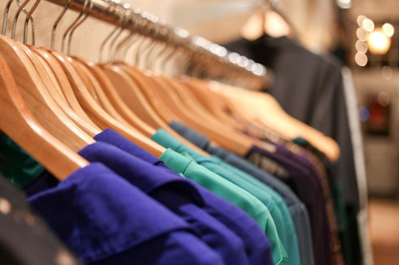 Chemicals and dyes on clothes can also cause an allergic reaction. Photo: Getty