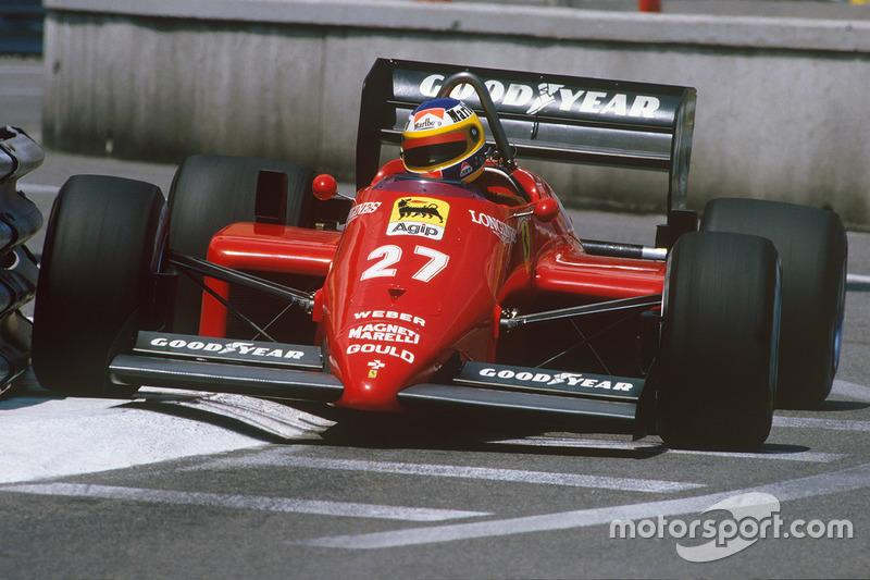 "Millimeter perfect, Monaco '85, on his day of days. <span class=""copyright"">Motorsport Images</span>"