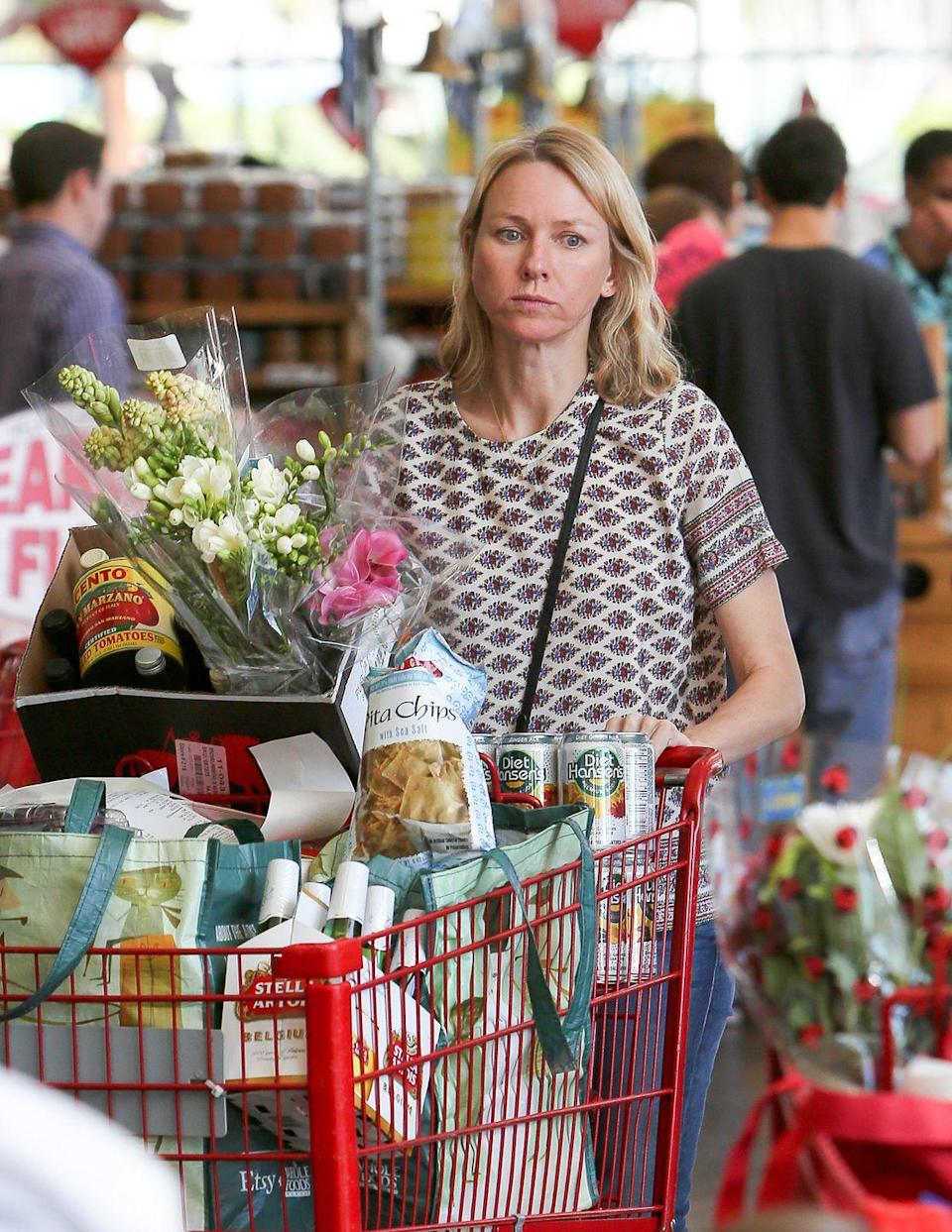 """<p>Trader Joe's started selling fresh cut flowers in 1994 and since then the store's flower reputation has blossomed. Flowers are delivered in a fresh shipment every day, which means shoppers get the freshest stems possible. If you have an event you need to reserve a few bouquets for, you can <a href=""""https://julieblanner.com/trader-joes-flowers/"""" rel=""""nofollow noopener"""" target=""""_blank"""" data-ylk=""""slk:work out an order ahead of time"""" class=""""link rapid-noclick-resp"""">work out an order ahead of time</a> with an employee. </p>"""