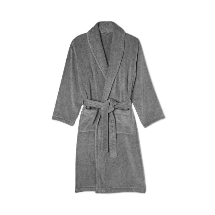 """<strong><h2>Riley Home Luxe Terry Bath Robe</h2></strong><br>Riley Home's top-rated, classic cotton-terry robe features a shawl collar, two front pockets, a hanging terry loop, and has a slightly slimmer cut for a modern edge. The company also produces OEKO-TEX® certified robes — meaning that all materials are tested in order to meet environmentally friendly standards.<br><br>""""This is by far the best robe I have ever owned. The terry cloth is not too thick and not too thin, and the quality of the fabrics is excellent. I debated between ordering a large or medium but settled on the medium and it is perfect."""" <br><br><strong>Riley Home</strong> Luxe Terry Bath Robe, $, available at <a href=""""https://go.skimresources.com/?id=30283X879131&url=https%3A%2F%2Fwww.rileyhome.com%2Fterry-bath-robe"""" rel=""""nofollow noopener"""" target=""""_blank"""" data-ylk=""""slk:Riley Home"""" class=""""link rapid-noclick-resp"""">Riley Home</a>"""