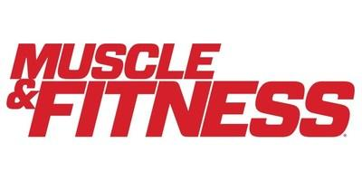 Muscle & Fitness Logo