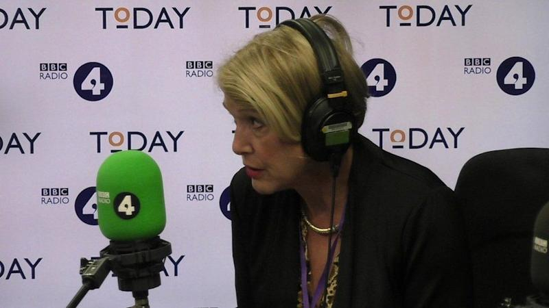 Ann Francke of the Chartered Management Institute told the Today programme that office chats about sport can be 'a gateway to more laddish behaviour'. (BBC News)