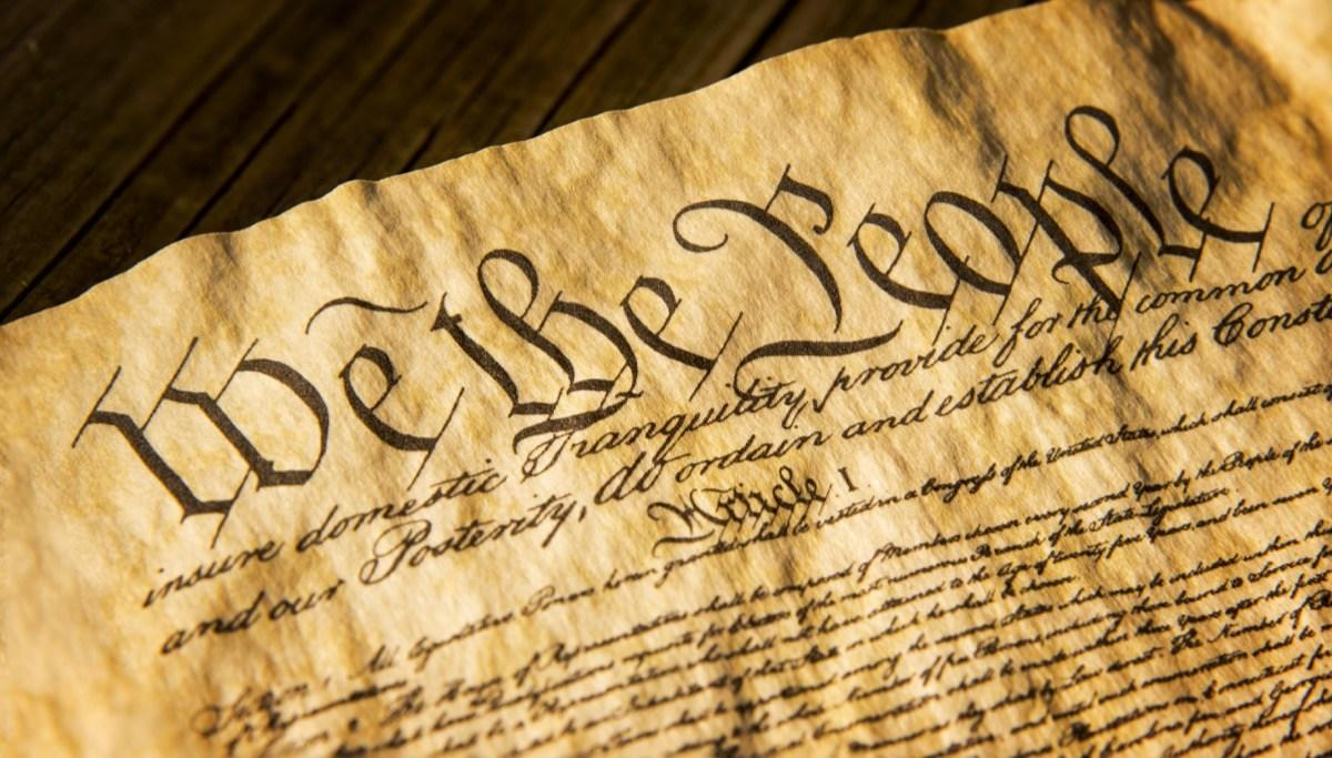 """The U.S. Constitution only vaguely outlined presidential succession in <a href=""""https://www.archives.gov/founding-docs/constitution-transcript"""" target=""""_blank"""">Article II, Section 1, Clause 6</a>. The 83-word blurb stated that power would be transferred to vice presidents in the event that a president was removed because of """"Death, Resignation, or Inability to discharge the Powers and Duties of the said Office."""" In the same clause, Congress was granted the power to instate a president if both the president and vice president were removed. But the processes of <i>how </i>that would be accomplished were not clearly outlined."""