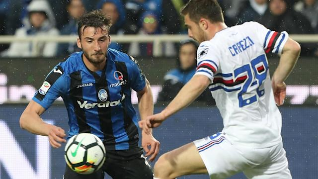The 23-year-old midfielder has been a fixture in the Bergamo club's midfield, with his performances helping him break into the Italy set-up this year
