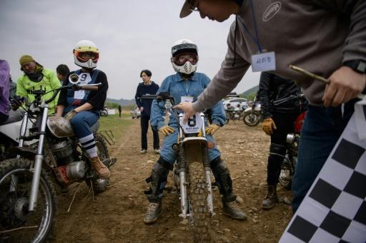 Qith around 150 participants, from office workers to engineers, the weekend of competitive racing is steeped in novelty