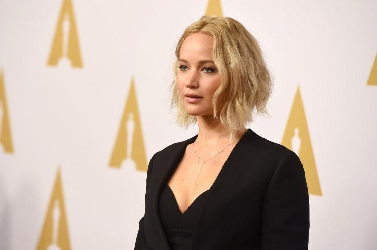 Jennifer Lawrence Nude Photos Leaked Again Along With Cara