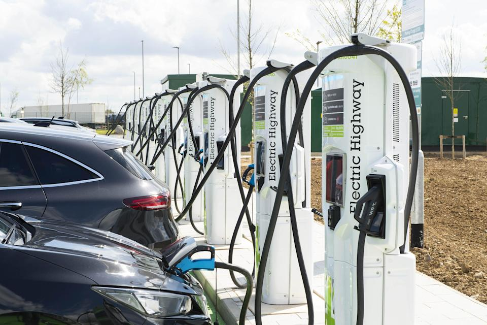 The rise in EVs is causing a lithium shortage (Doug Peters / PA) (PA Wire)