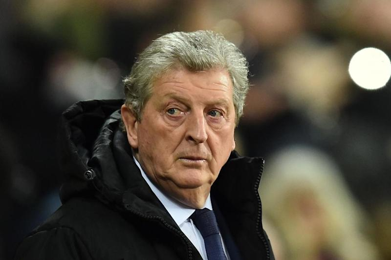 Goalkeeper search: Roy Hodgson has one senior shot-stopper available: AFP/Getty Images