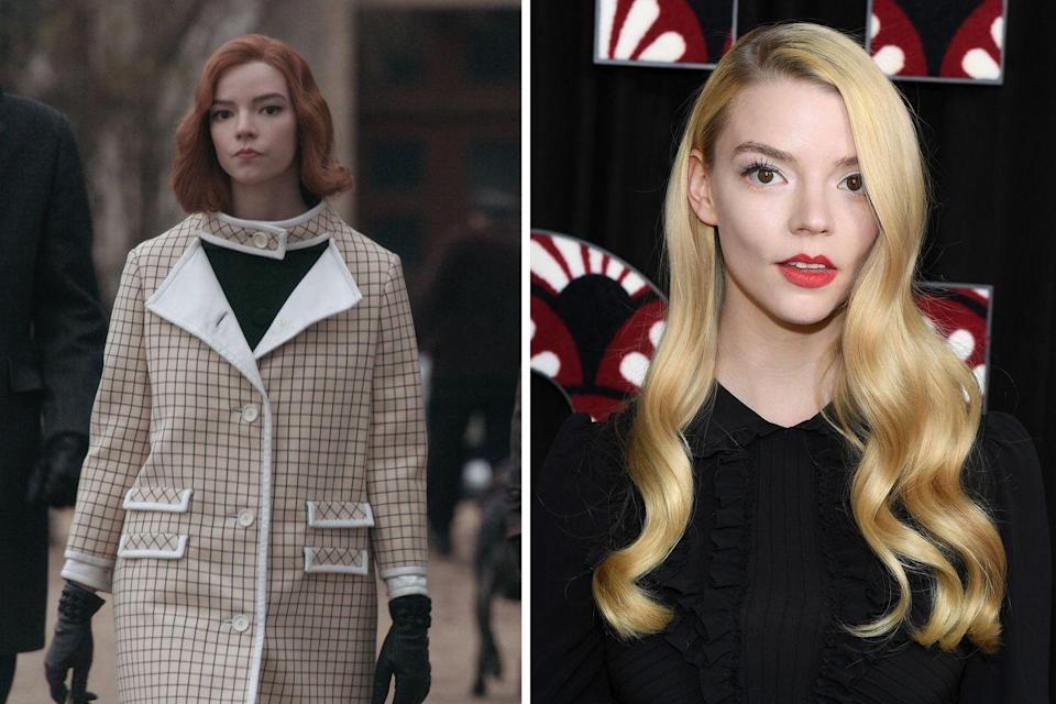 <p>The star of the series might be a familiar face—she got her big break in 2015's <em>The VVitch</em> and has appeared in <em>Peaky Blinders</em> and <em>Emma</em>—but you've never seen her like this before. Beth Harmon is an American chess prodigy who learned the game growing up in an orphanage. She goes on to find fame and fortune on the international chess circuit, but can never quite outrun the demons that plague her and teeters dangerously between phenomenal success and complete ruin. </p>