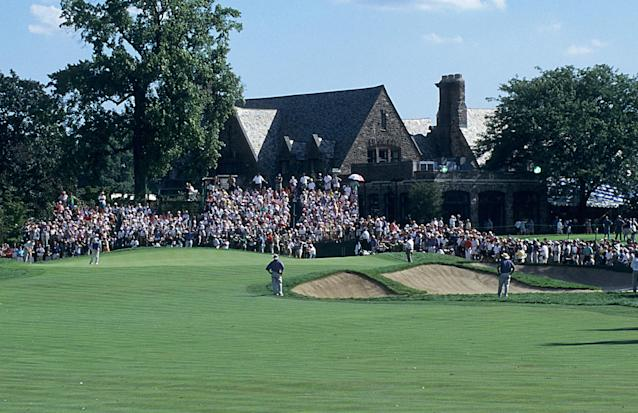 The U.S. Open is scheduled to take place at Winged Foot in September. (The PGA of America/Getty Images).