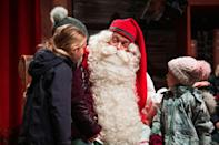 Christmas cheer supports around 10,000 jobs in Finland's Lapland region