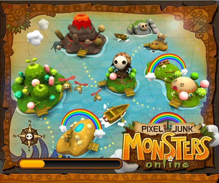 pixeljunk monsters online facebook