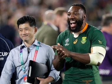 South Africa rugby legend and World Cup winner Tendai 'The Beast' Mtawarira retires