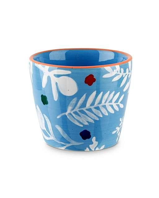 "<h3>Oliver Bonas Ceramic Cup<br></h3><br>A chic, cup-mug that matches her sense of style (versus just telling her she's the world's best mom, something she already knows).<br><br><strong>Oliver Bonas</strong> Hana Blue Ceramic Cup, $, available at <a href=""https://go.skimresources.com/?id=30283X879131&url=https%3A%2F%2Fwww.oliverbonas.com%2Fus%2Fchristmas-gifts%2Fhana-blue-ceramic-cup"" rel=""nofollow noopener"" target=""_blank"" data-ylk=""slk:Oliver Bonas"" class=""link rapid-noclick-resp"">Oliver Bonas</a>"