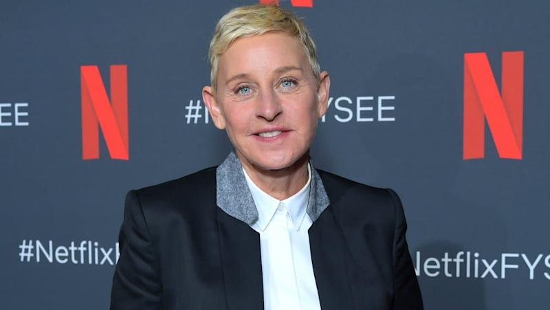 Ellen DeGeneres - Charley Gallay - Getty Images North America - AFP