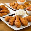 """<p>Bonchon Chicken, Washington, D.C.</p><p>Well known for their Korean fried chicken. You can order wings, drumsticks or strips served with a side of diced radishes which are really tasty.<span class=""""redactor-invisible-space""""> - Foursquare user</span> <a href=""""https://foursquare.com/gelinda"""" rel=""""nofollow noopener"""" target=""""_blank"""" data-ylk=""""slk:Gelinda"""" class=""""link rapid-noclick-resp"""">Gelinda</a></p>"""