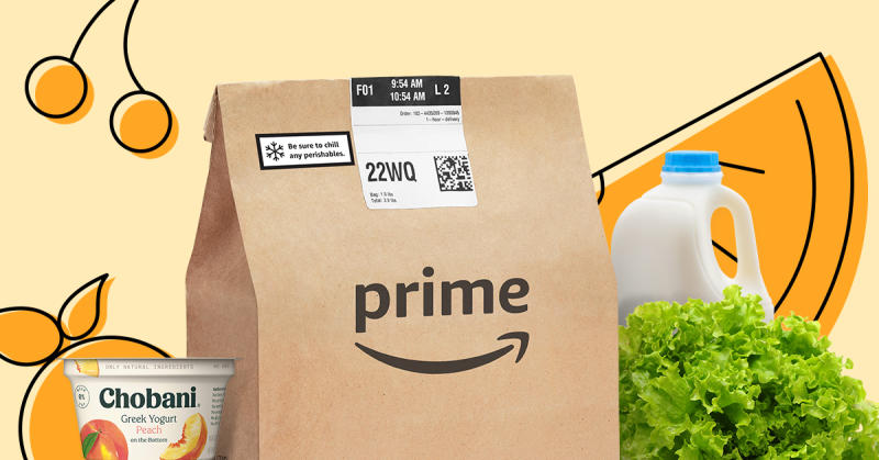 Amazon Grocery Delivery (2)