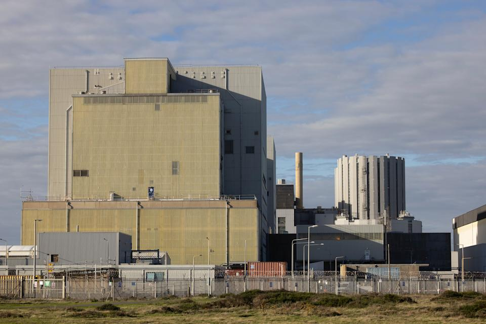 <p>Dungeness Nuclear Power Station in Romney Marsh</p>Getty Images