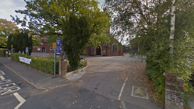 St Mary's C of E Primary School in East Grinstead has appealed to parents to help fund classroom basics.