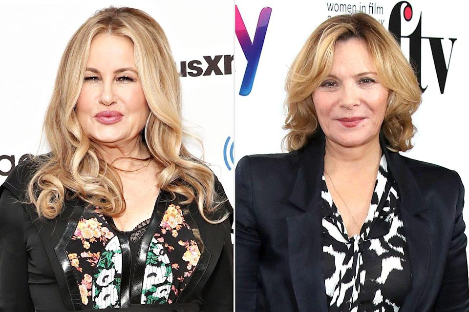 Jennifer Coolidge on Whether She Would Replace Kim ...