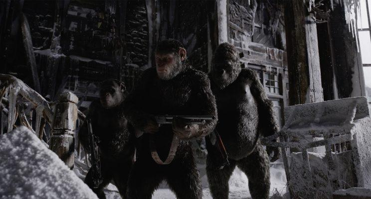 'War for the Planet of the Apes' (Fox)