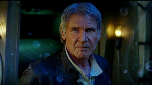 PHOTO: Harrison Ford appears in a scene from 'Star Wars: Episode VII - The Force Awakens.' (Lucasfilm)