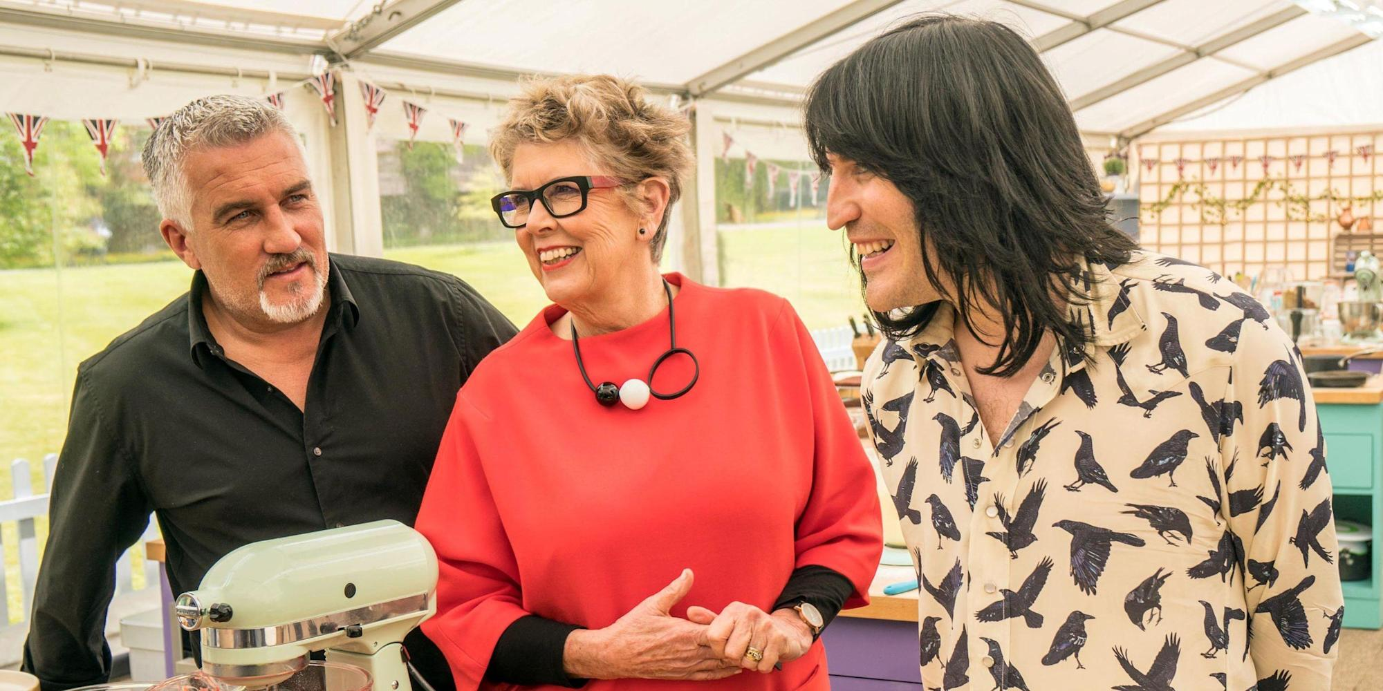 Prue Leith 'ruins' GBBO by naming winner on Twitter