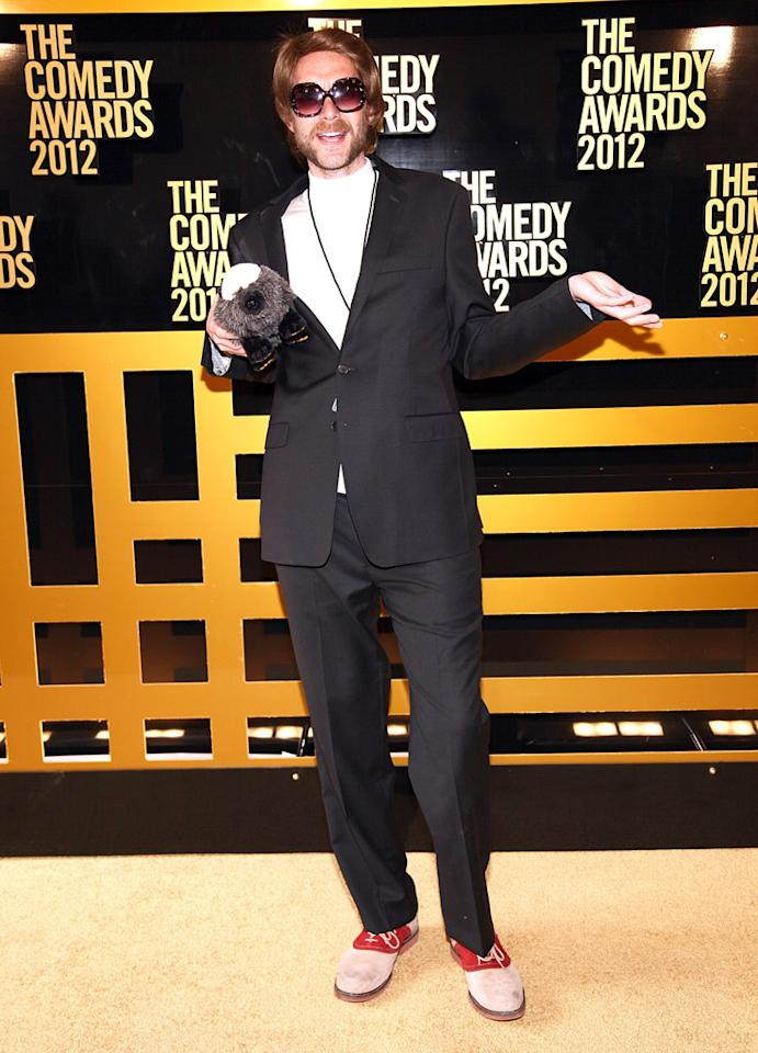 Randall attends The Comedy Awards 2012 at Hammerstein Ballroom on April 28, 2012 in New York City.