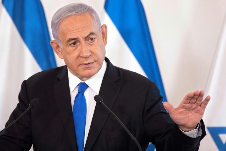 Prime Minister Benjamin Netanyahu is hoping to extend his record 12 straight years in office