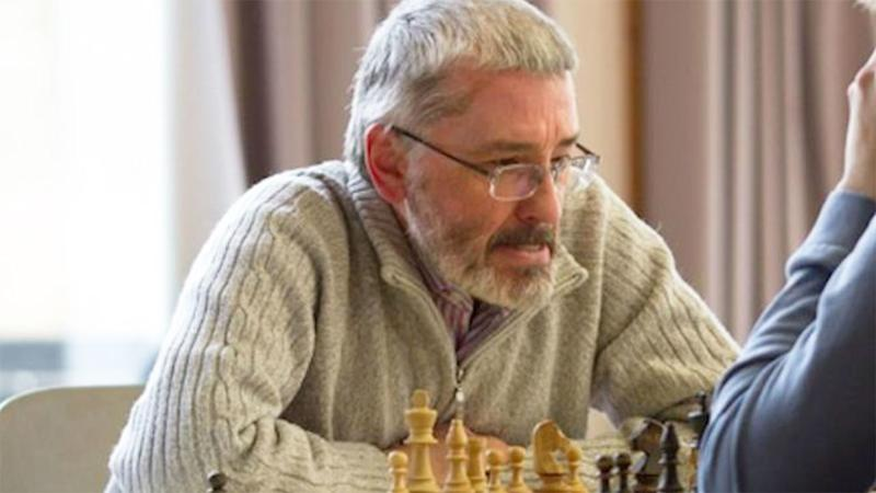 Igors Rausis was banned for six years from internationally sanctioned chess tournaments. Pic: Chess 24