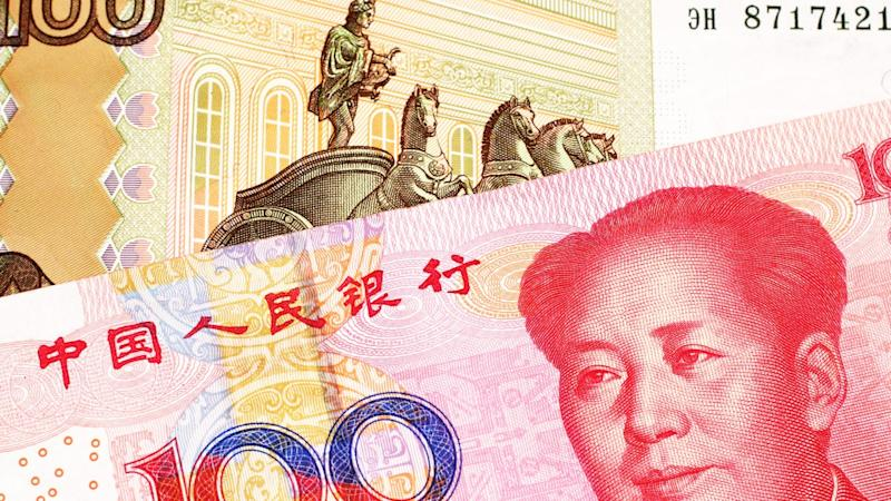 China and Russia to edge closer to reducing US dollar reliance with Moscow set to launch first yuan bond