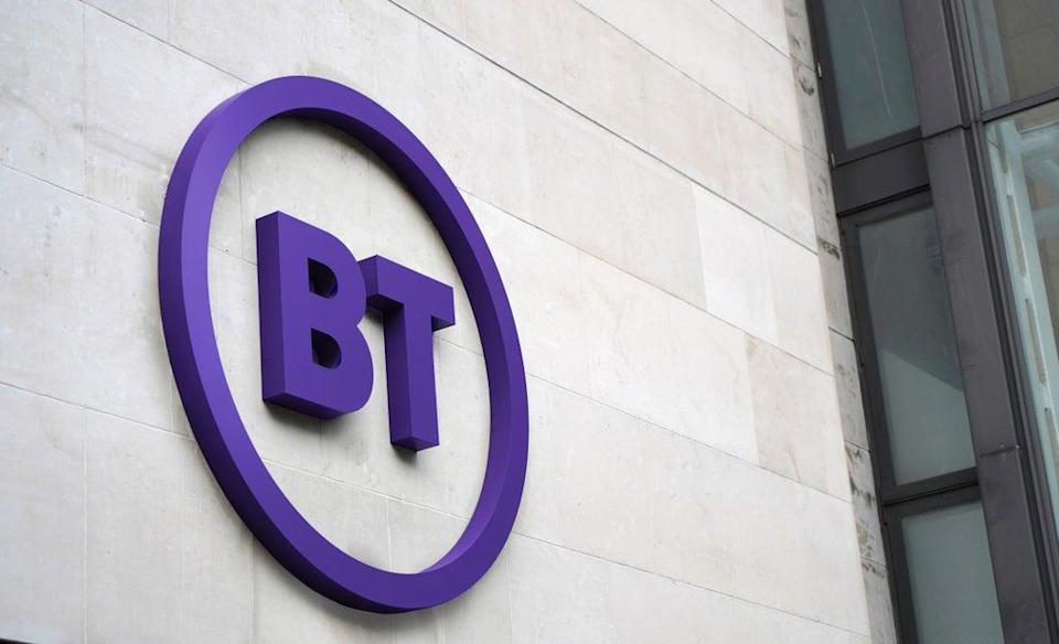 Staff at BT are working on the mobile phone app and hope to work with police on its development (BT/PA) (PA Media)