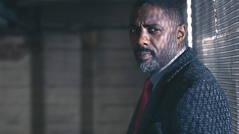 Idris Elba as Luther (Credit: BBC)