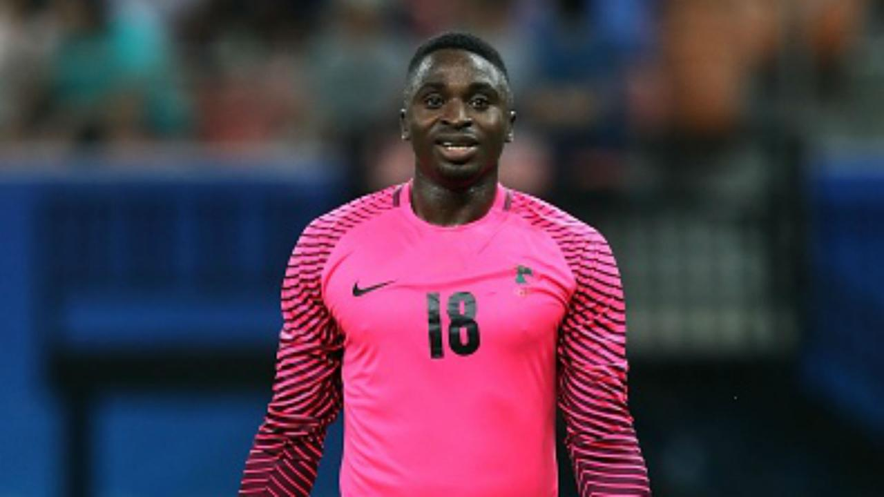 The Buccaneers never officially confirmed the departure of the goal-minder, who represented Nigeria at the 2016 Rio Olympic Games