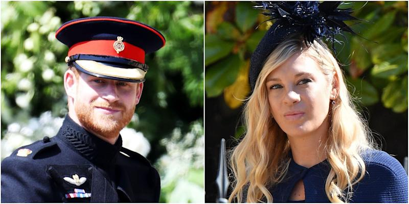 Prince Harry called his Ex before the wedding