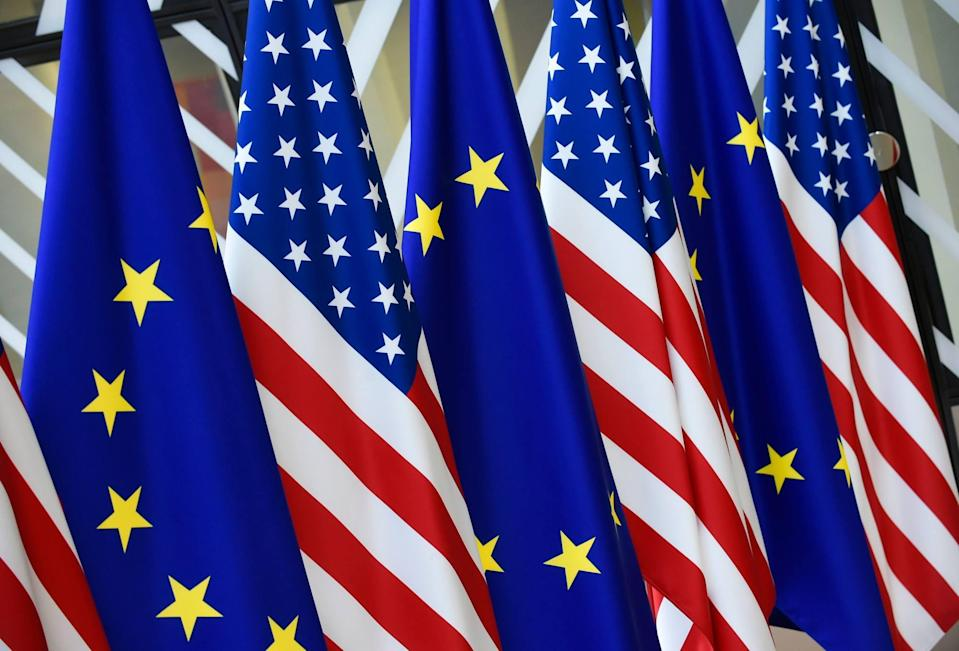 """Blinken's meetings with Nato and EU leaders follow recent increases in European dissatisfaction with China. """"The room for discussing a joint transatlantic response to growing Chinese diplomatic and economic assertiveness has grown significantly,"""" one analyst said. Photo: AFP"""