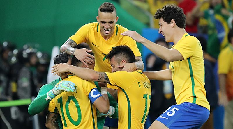 How Brazil rediscovered their mojo, via Coutinho, Tite and some unlikely helpers