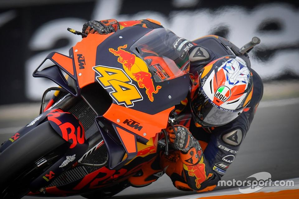 "Pol Espargaró, Red Bull KTM Factory Racing<span class=""copyright"">MotoGP </span>"