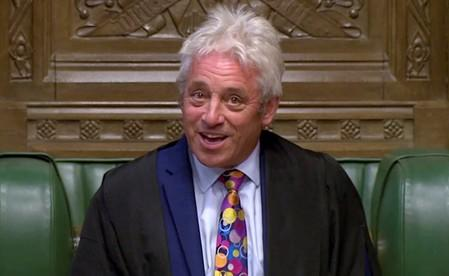 Bercow promises 'creativity' to ensure PM Johnson obeys Brexit delay law