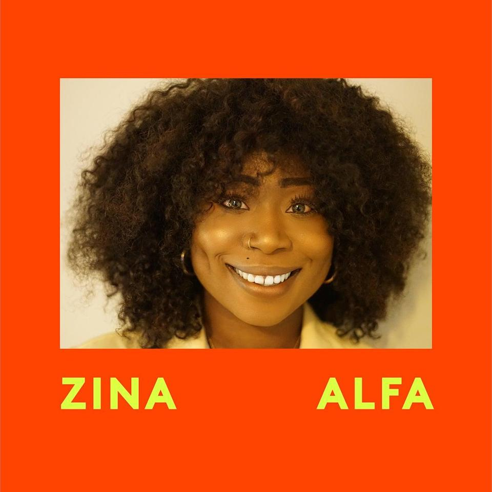 "<strong>Zina Alfa<br>Hair discrimination activist and founder of <a href=""https://ubhair.net/"" rel=""nofollow noopener"" target=""_blank"" data-ylk=""slk:ub hair"" class=""link rapid-noclick-resp"">ub hair</a></strong><br><br>""Through my <a href=""https://www.change.org/p/uk-government-ban-hair-discrimination-in-the-uk"" rel=""nofollow noopener"" target=""_blank"" data-ylk=""slk:petition"" class=""link rapid-noclick-resp"">petition</a> and through my business' <a href=""https://ubhair.net/"" rel=""nofollow noopener"" target=""_blank"" data-ylk=""slk:ub hair esteem project"" class=""link rapid-noclick-resp"">ub hair esteem project</a>, we are pushing to create hair positivity and hair equality for people with <a href=""https://www.refinery29.com/en-gb/natural-afro-hair-discrimination"" rel=""nofollow noopener"" target=""_blank"" data-ylk=""slk:afro hair"" class=""link rapid-noclick-resp"">afro hair</a>. I am changing the narrative on the way we see afro hair. <br><br>""I would love to see the beauty industry <a href=""https://www.refinery29.com/en-gb/natural-afro-hair-discrimination"" rel=""nofollow noopener"" target=""_blank"" data-ylk=""slk:normalise afro texture hair"" class=""link rapid-noclick-resp"">normalise afro texture hair</a> and protective styles and showcase its beauty! Also, change the language which perpetuates certain stereotypes of Black women. Instead of calling afro hair coarse (which gives off the indication of it being stubborn), start calling it delicate. If the worst thing you can call European hair is flat, then you can definitely stop calling afro hair nappy or coarse. <br><br>""I want to actively change the way we look at beauty and influence. Start looking at the people who are making real change and stop worrying about the way women look; ultimately the real beauty is from within."""
