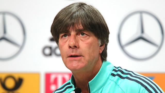 """Spain's decision to sack Julen Lopetegui on the eve of the World Cup will cause """"difficulties and unrest"""", according to Joachim Low."""